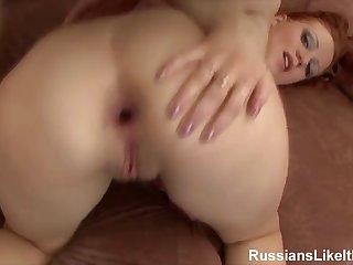 Russians Like It Big