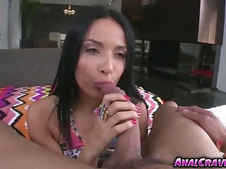 Lovely Horny Anissa Kate Getting Her Ass Banged