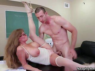 Darla Crane Jordan Ash In My First Sex Teacher